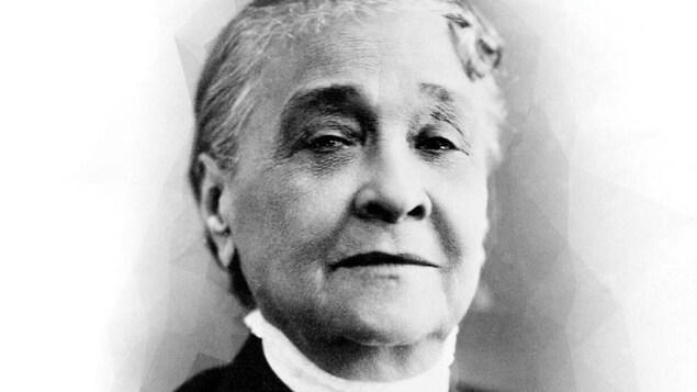 La compositrice brésilienne Chiquinha Gonzaga à 78 ans.