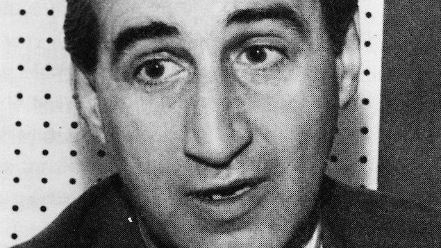 Jacques Ferron dans les années 1960