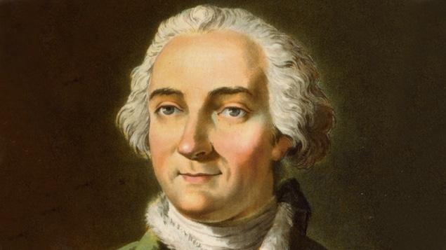 Un portrait du marquis de Montcalm