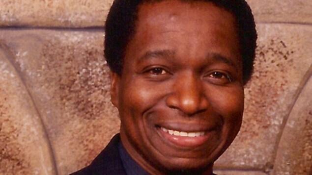 Portrait du professeur Ibrahima Diallo