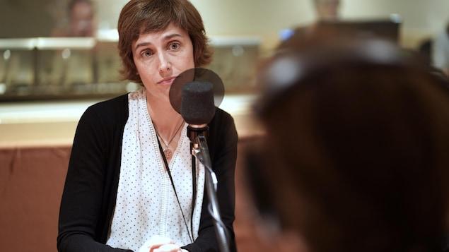 La chercheuse Joëlle Pineau