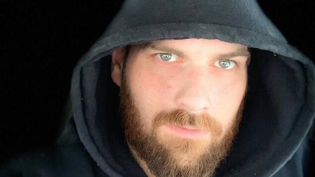 Kevin Grenier, citoyen de Baie-Comeau.