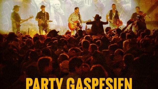 L'album Party gaspésien de Quimorucru