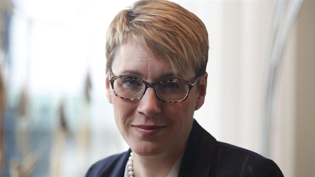 Marie-Claude Landry, présidente de la Commission canadienne des droits de la personne.