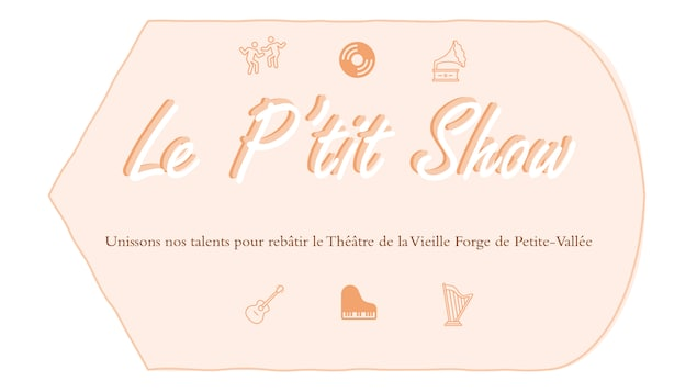 Le logo de Le P'tit Show .