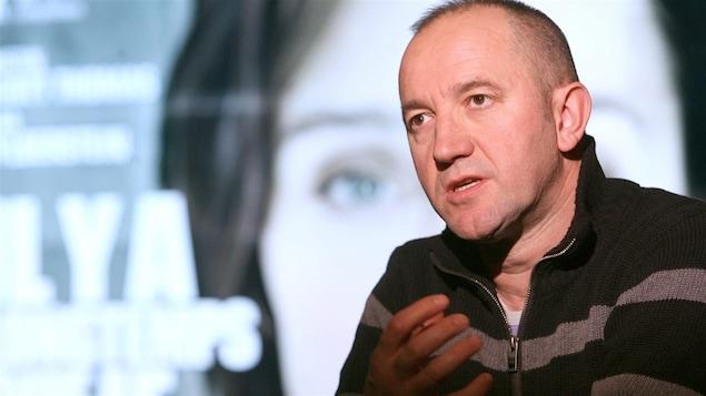 L'auteur et cinéaste Philippe Claudel