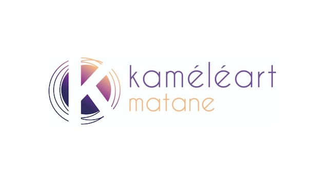 Le logo de Kaméléart.