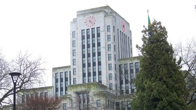 Hôtel de ville de Vancouver