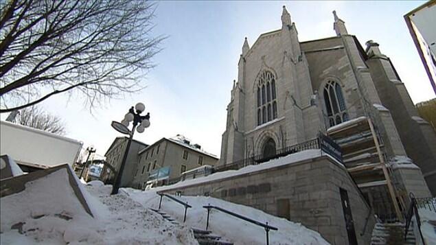 Maison de la littérature, 40, rue Saint-Stanislas, Québec