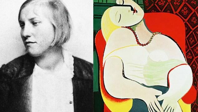 Marie-Thérèse Walter, une des muses de Picasso