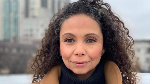 Image de la comédienne et dramaturge Karine Ricard, nommée cette semaine à la direction artistique du Théâtre français de Toronto.
