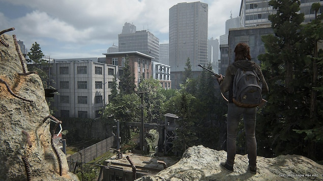 Tableau du jeu «The Last of US».