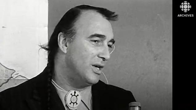 Max Gros-Louis en 1972