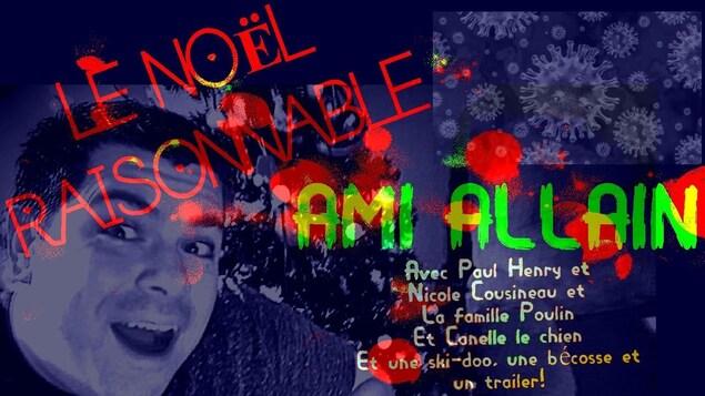 La pochette de la chanson « Le Noël raisonnable »