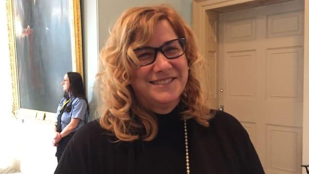 Marie-Claude Rioux, de la FANE.