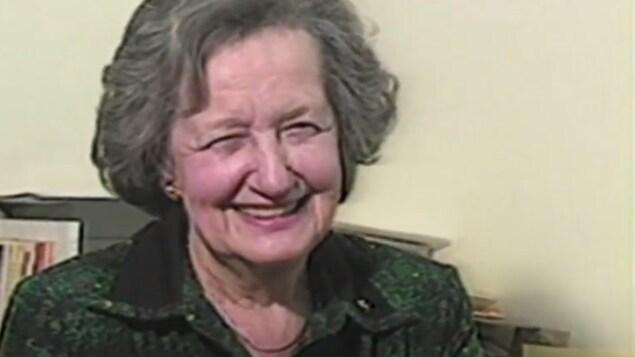Brenda Milner en 1991.