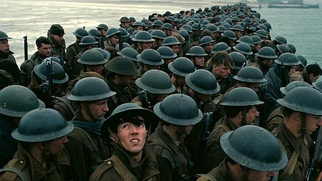 Dunkirk , de Christopher Nolan
