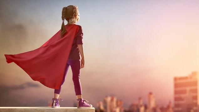 On ne peut empêcher les enfants d'affronter les grands défis de la vie, selon Guy A. Lepage.