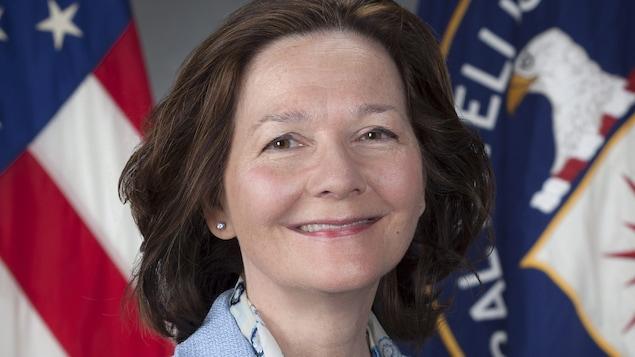 Le 13 mars 2018, Donald Trump a nommé Gina Haspel à la tête de la CIA.