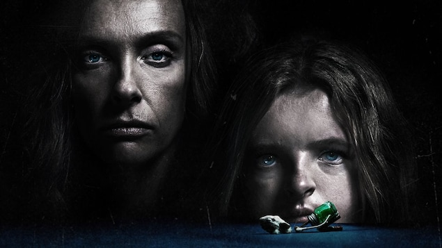 Toni Collette et Milly Shapiro sont deux actrices dans <i>Hereditary</i>
