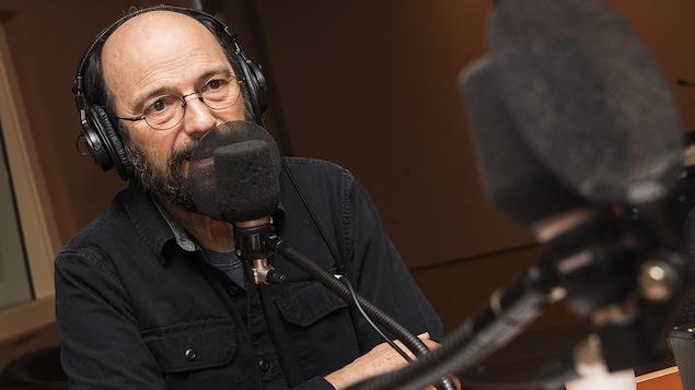Michel Rivard au micro de Catherine Perrin