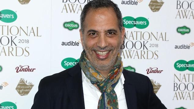 Yotam Ottolenghi lors d'un gala à Londres en 2018.