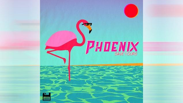 Pochette de l'album Phoenix de Save Yours