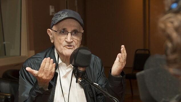 Serge Losique, le fondateur du Festival des films du monde de Montréal
