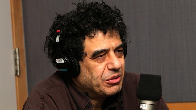 Le journaliste et réalisateur Mohamed Lofti
