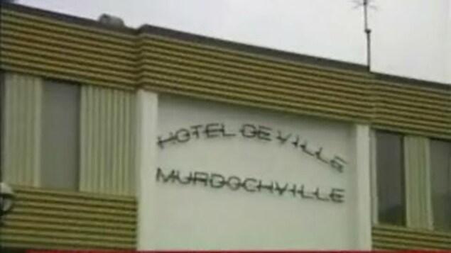 Hôtel de ville de Murdochville