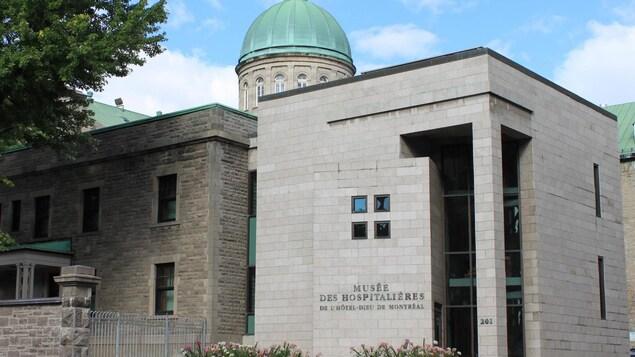 Le musée des Hospitalières de l'Hôtel-Dieu de Montréal.