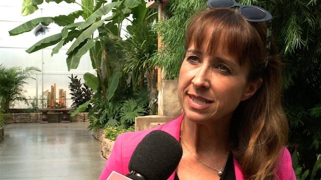 Me Nancy Roy, directrice générale de l'Association des familles de personnes assassinées ou disparues.