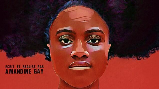 L'affiche du film afroféministe Ouvrir la voix, d'Amandine Gay.