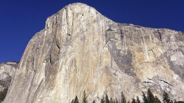 El Capitan, dans le parc national de Yosemite en Californie