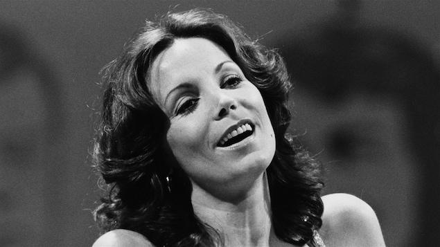 Renée Claude en 1975