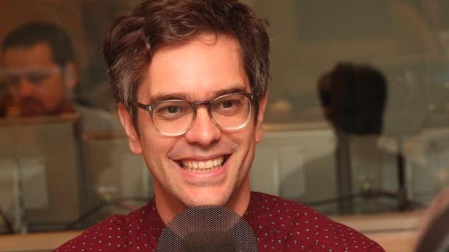 Le cinéaste Mathieu Denis