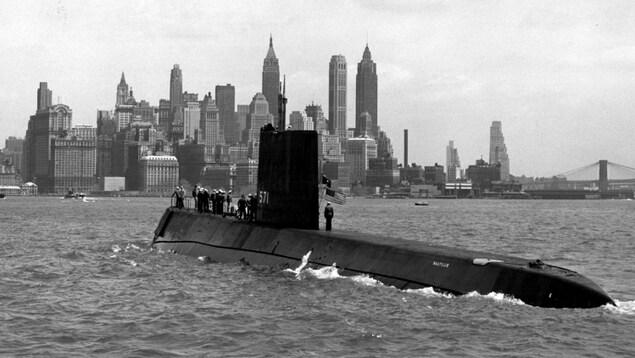 L'USS Nautilus
