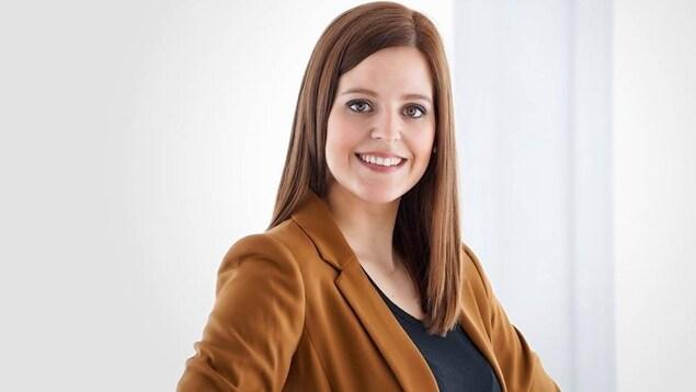 Sylvie Desjardins: Fondatrice de NXCareer, spécialiste en carrières.
