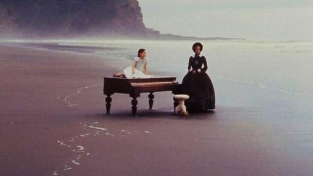 Un extrait tiré du film <i>The Piano</i>