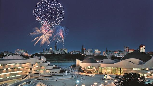 Saison touristique estivale de Tourisme Outaouais - Été 2017