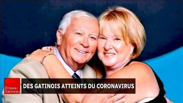 Diane et Bernard Ménard