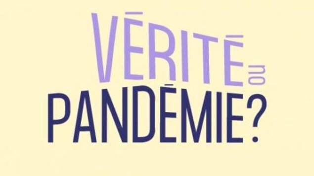 Image du logo du jeu Vérité ou pandémie?