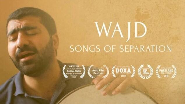 L'affiche du Film WAJD - Songs of separation