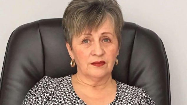 Wanda Beaudoin, mairesse de Blanc-Sablon