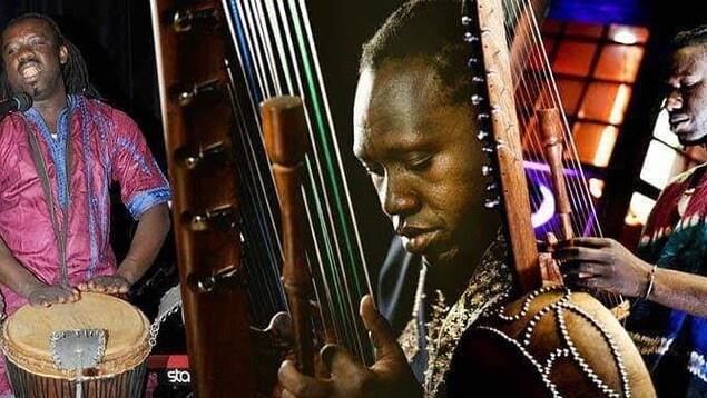 Les 3 frères  Cissoko  : Sadio, Nnoumoucounda et Fa.