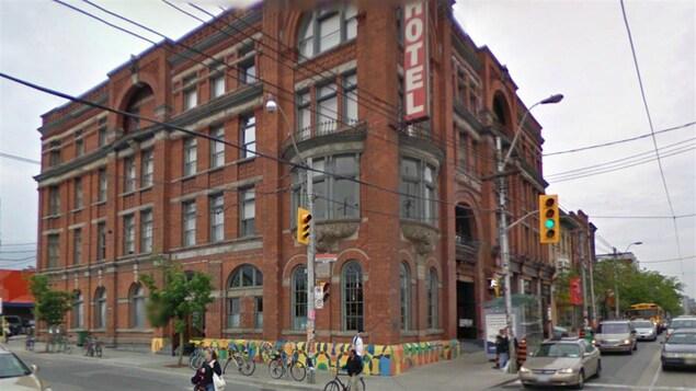 L'hôtel Gladstone de Toronto