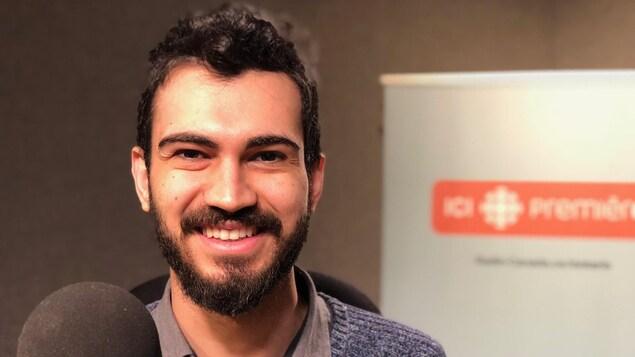 Haman Mamdouhi, fondateur et président de l'organisation Health-Bridge