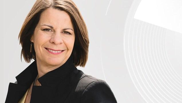 Renée Dumais-Beaudoin.