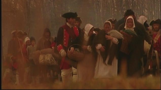 Une reconnaissance éventuelle de la Déportation de 1755 comme génocide ne fait pas l'unanimité en Acadie.