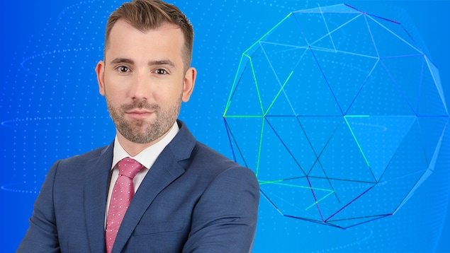 Pierre-Luc Gagnon  telejournal Saskatchewan 2017